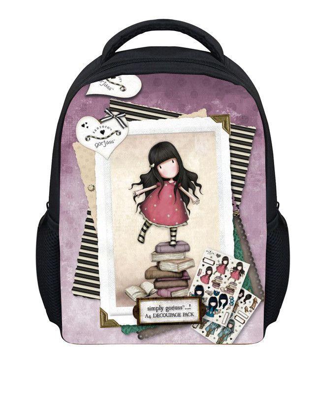 cdc054d653 12Inch Mini Cartoon Comics Bag Children School Bags Kids Kindergarten  Schoolbag for Boys Girls Small Backpack Mochila Infantil