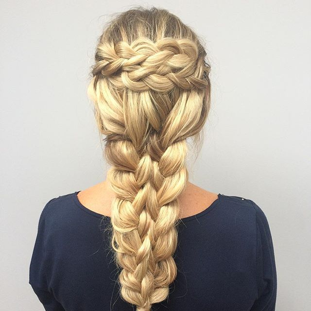The best hairstyles are often the simplest