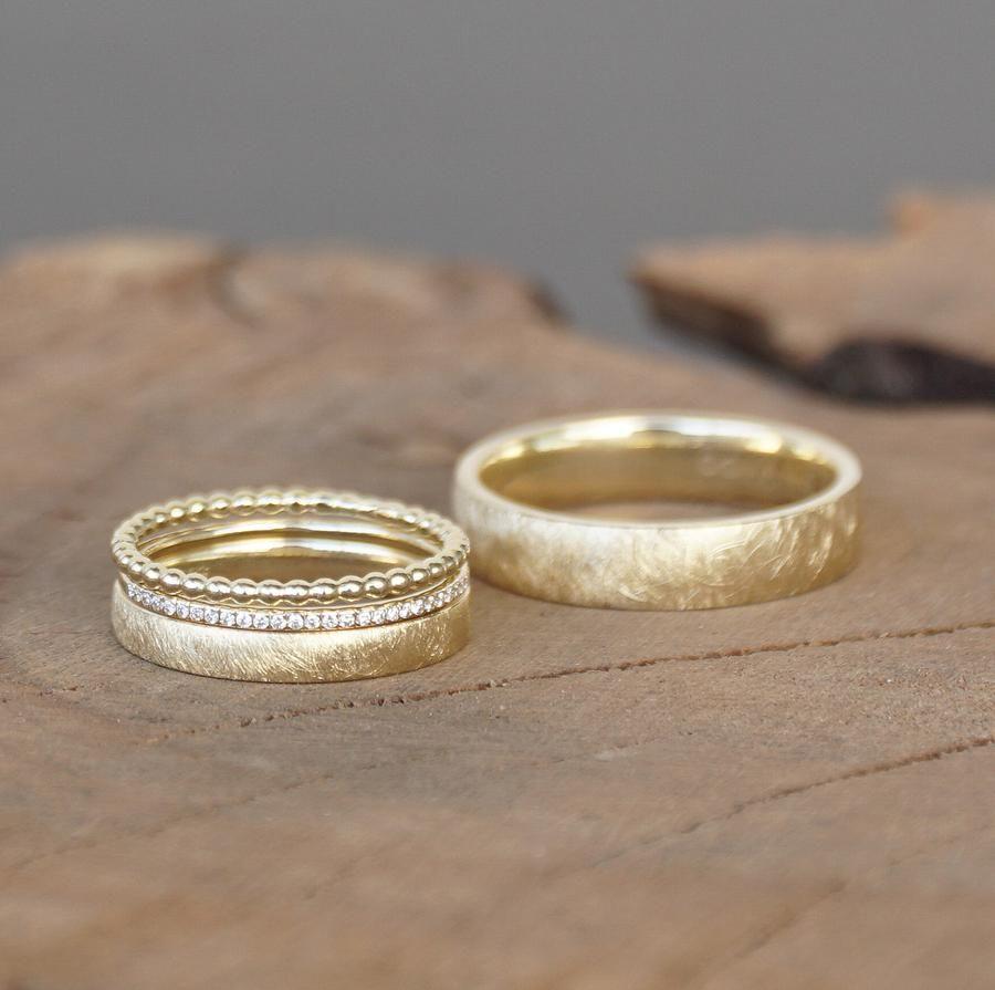 Pin Von Julia Bienefeld Auf Hochzeit Ehering Vintage Ring Verlobung Eheringe