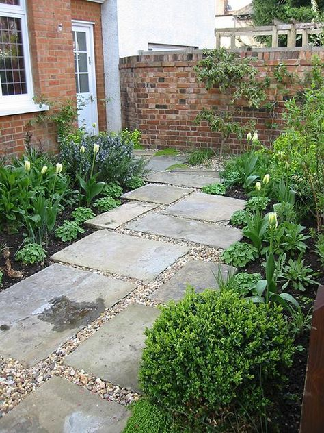 Reclaimed Yorkstone Paving has arguably more character than anything ...