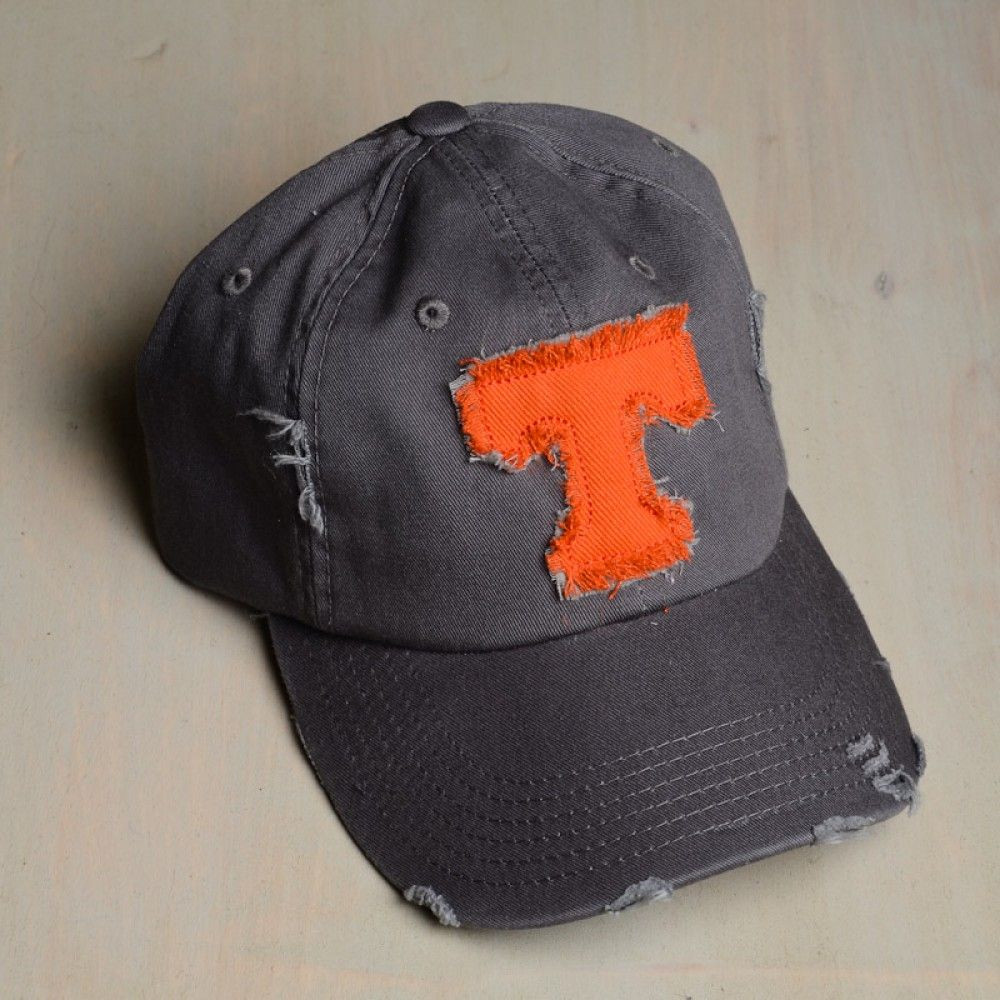 University of Tennessee appliqué Logo College Hat