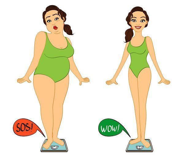 mejor pérdida de peso sin hacer ejercicio