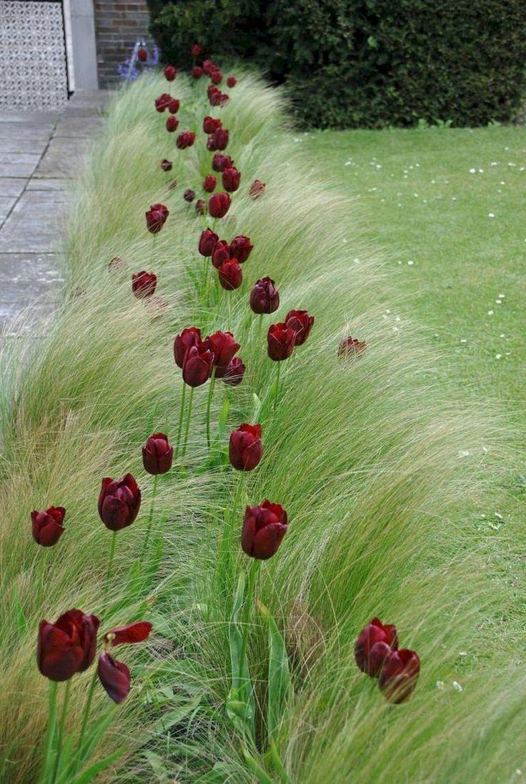 Unerwartete DIY Blume Gartenideen und Pflanzer Projekte #smallfrontyardlandscapingideas