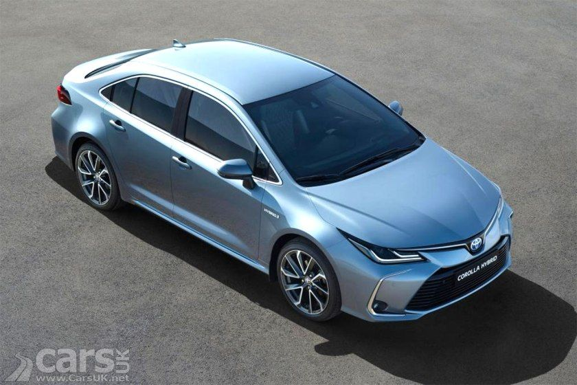 New Toyota Corolla Saloon Officially Revealed And It Is Coming To The Uk Cars Uk Toyota Corolla Toyota Hybrid Used Toyota