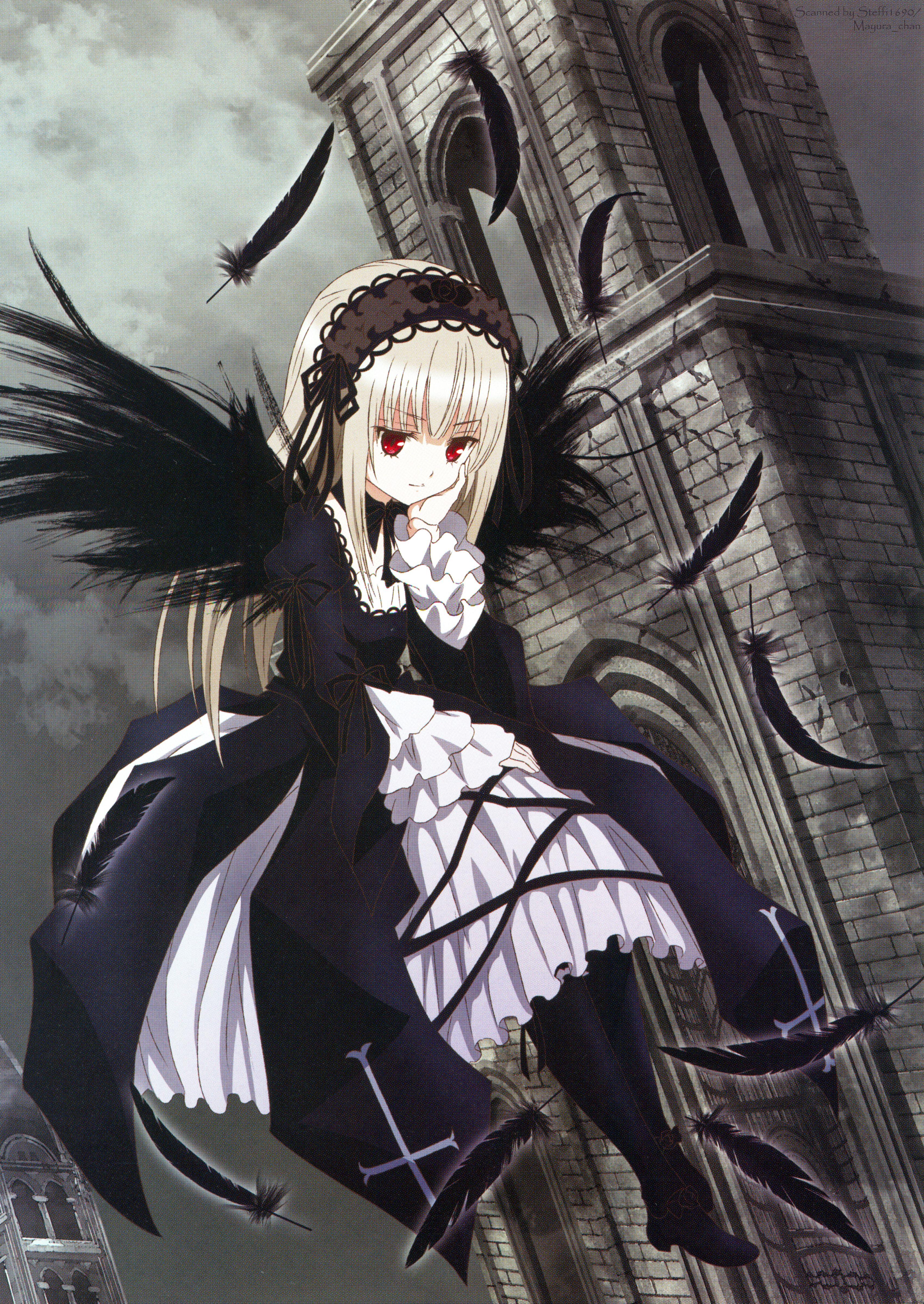Pinterest Anime art beautiful, Dark anime, Anime