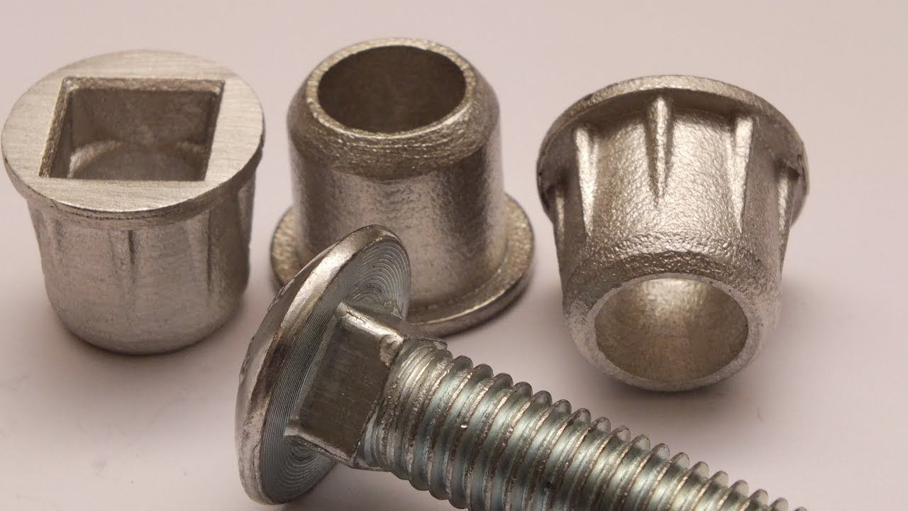 How To Insert A Carriage Bolt Fastener Into Any Material Carriage Bolt Bolt Fasteners