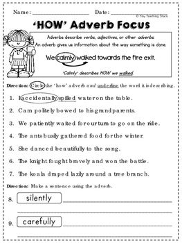 2nd grade language arts and grammar practice sheets freebie common core or not grammar 2nd. Black Bedroom Furniture Sets. Home Design Ideas