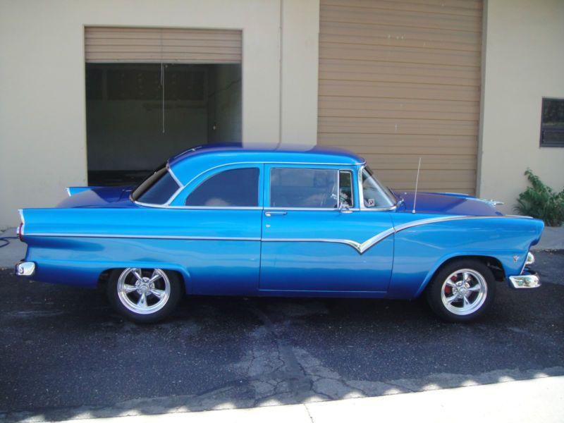 55 Ford : Fairlane in Ford | eBay Motors | Let\'s Roll | Pinterest ...