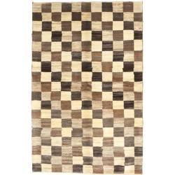 Gabbeh Persisch Teppich 110x172 Perserteppich