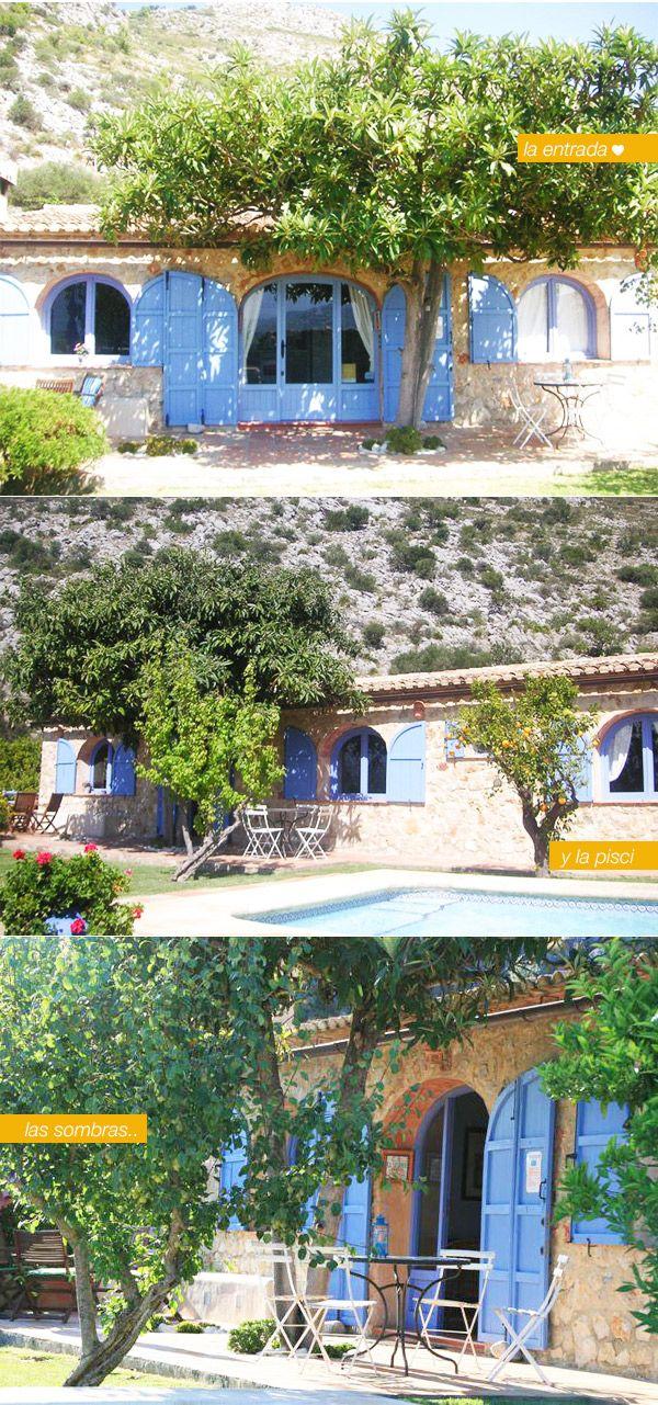 Casa rural el sequer en alicante para las vacaciones entre el mar y la monta a favorite places - Casas de vacaciones en alicante ...