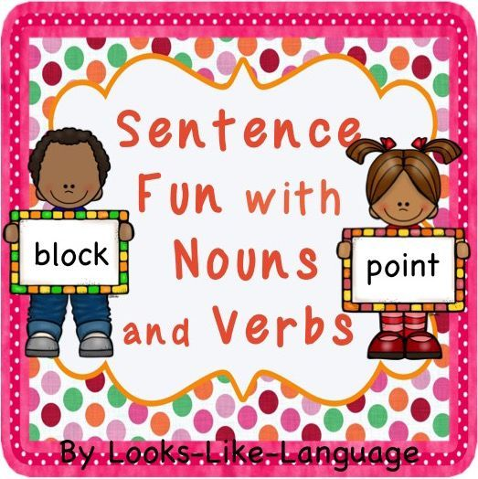Parts of speech activities with noun and verb multiple meaning identify nouns and verbs and make sentences verbal and written in this activity packed set students use sentence context to figure out the part of speech stopboris Image collections