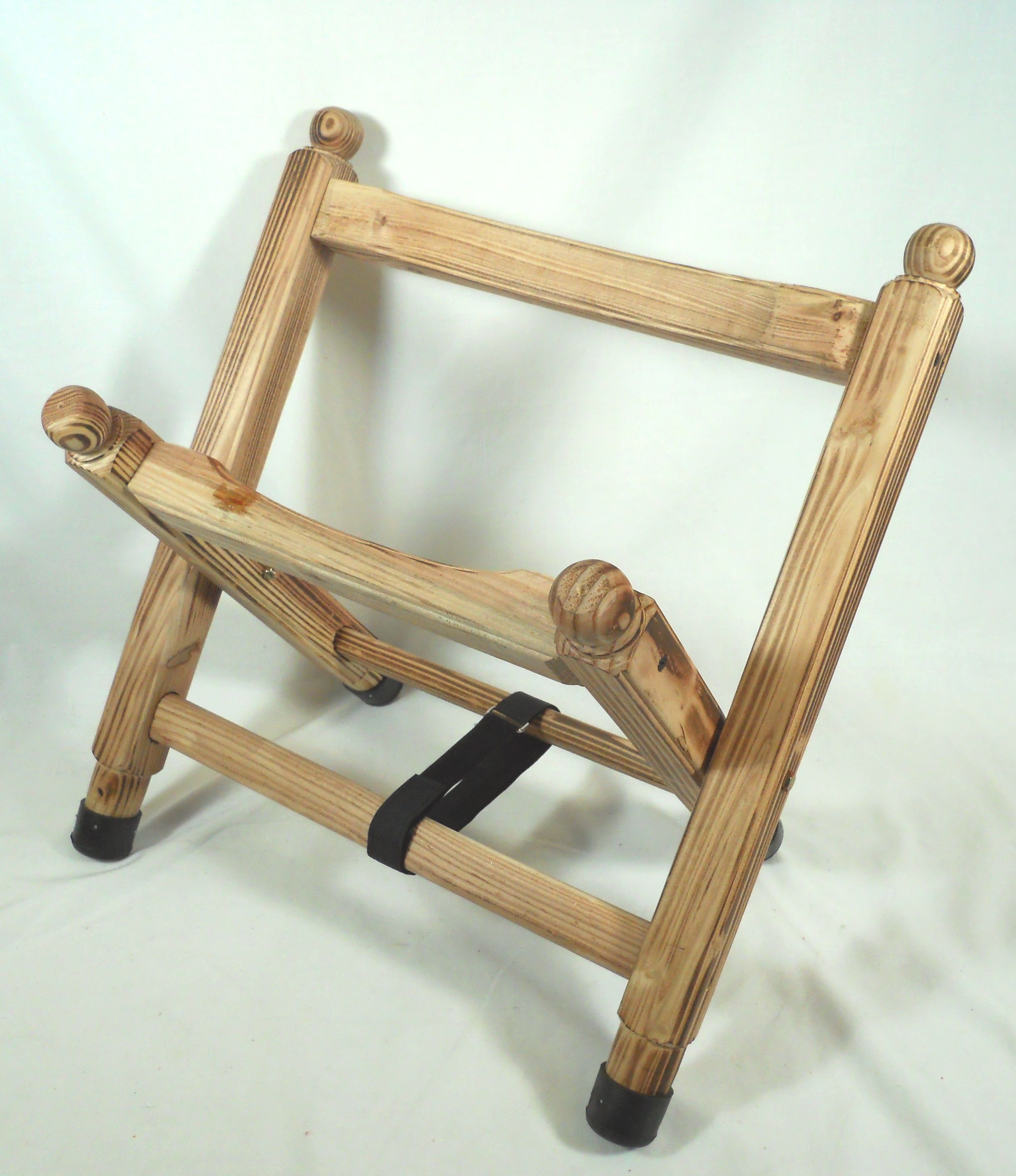 Low Korean Buk Drum Stand Wishbone chair, Home decor, Decor