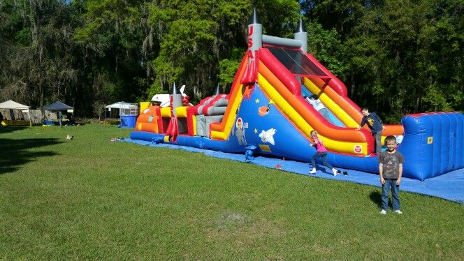 Pin On Roo S Water Slide Rentals