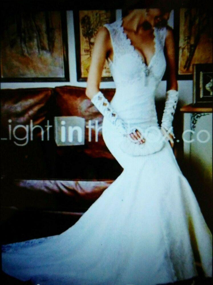 Black And White Mermaid Wedding Dresses Lightinthebox Com Inexpensive Wedding Dresses Wedding Dresses Online Wedding Dress