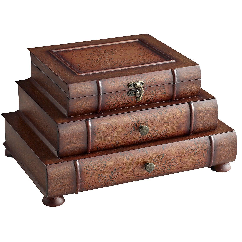 Jewelry Box with 3 Drawers - Pier1 US   Jewelry box ...