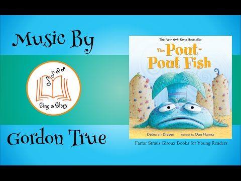 The pout pout fish song youtube school library stuff for Pout pout fish pdf