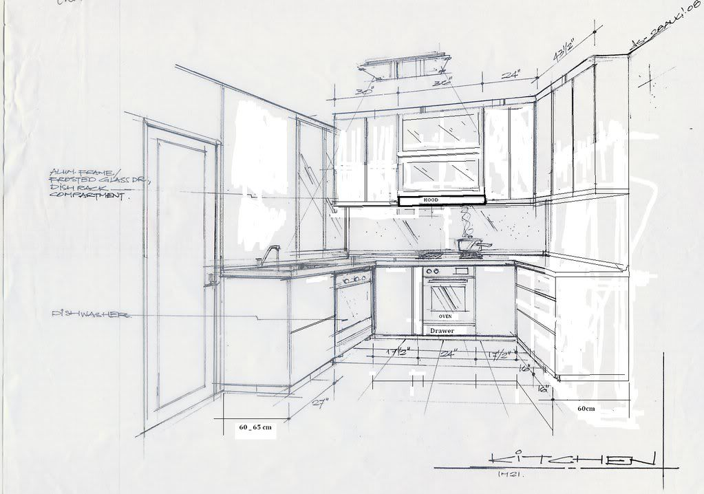 Kitchen Edited Henry S Drawing