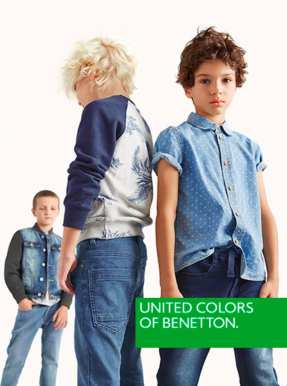UNITED COLORS OF BENETTON SPRING SUMMER 2016/ CAMPAIGN ...