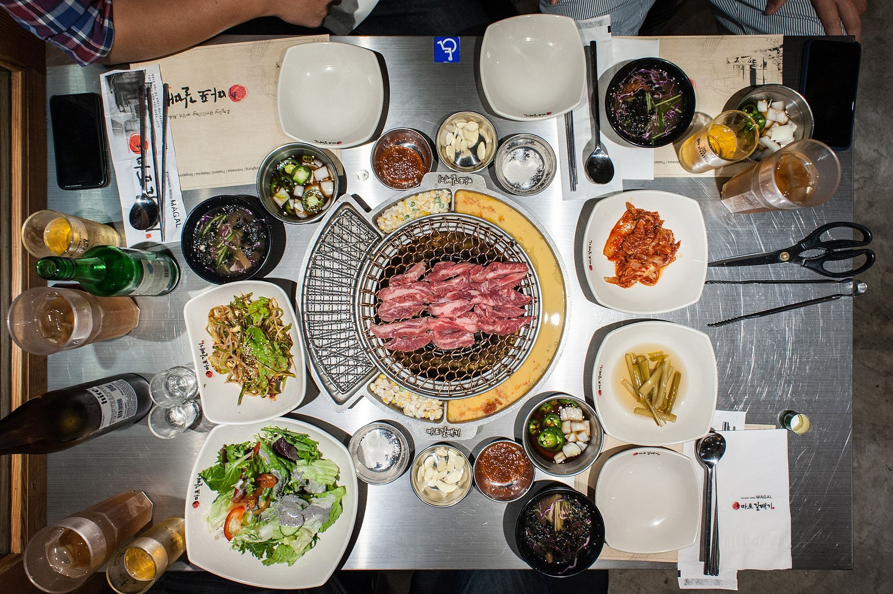 Magal Is La S Next Standout Korean Barbecue Barbecue Restaurant Korean Barbecue Los Angeles Food