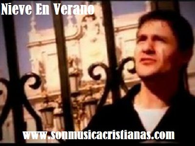 Marcos Vidal Nieve En Verano Letras Cristianas Cross Necklace