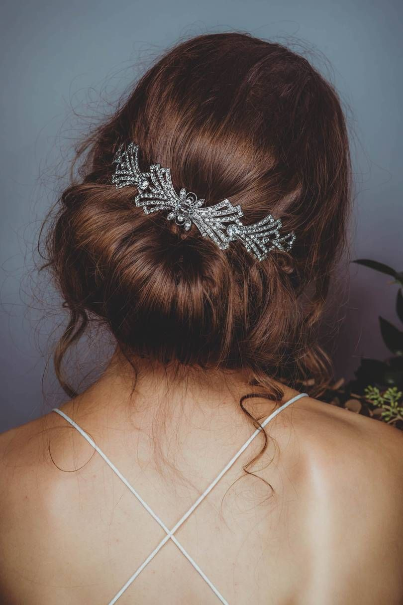 54 stunning hair accessories for every bridal style | bridal