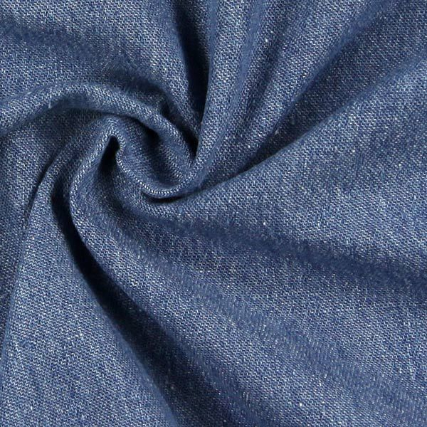 Denim Light 1 - denim - Blue - Summer collection - Buttons - Grunge - Fabrics 1990-1999 - Denim Fabrics - myfabrics.co.uk