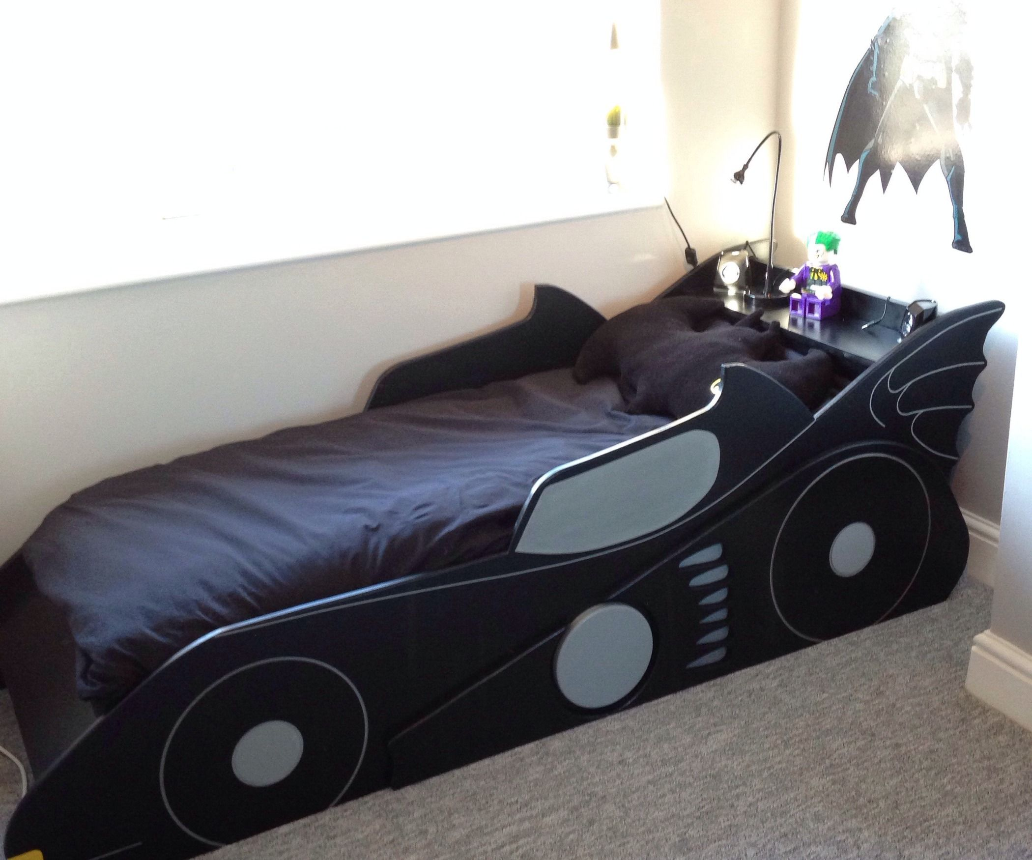 batmobile bed forts pinterest bed bedroom and bedroom themes rh pinterest com