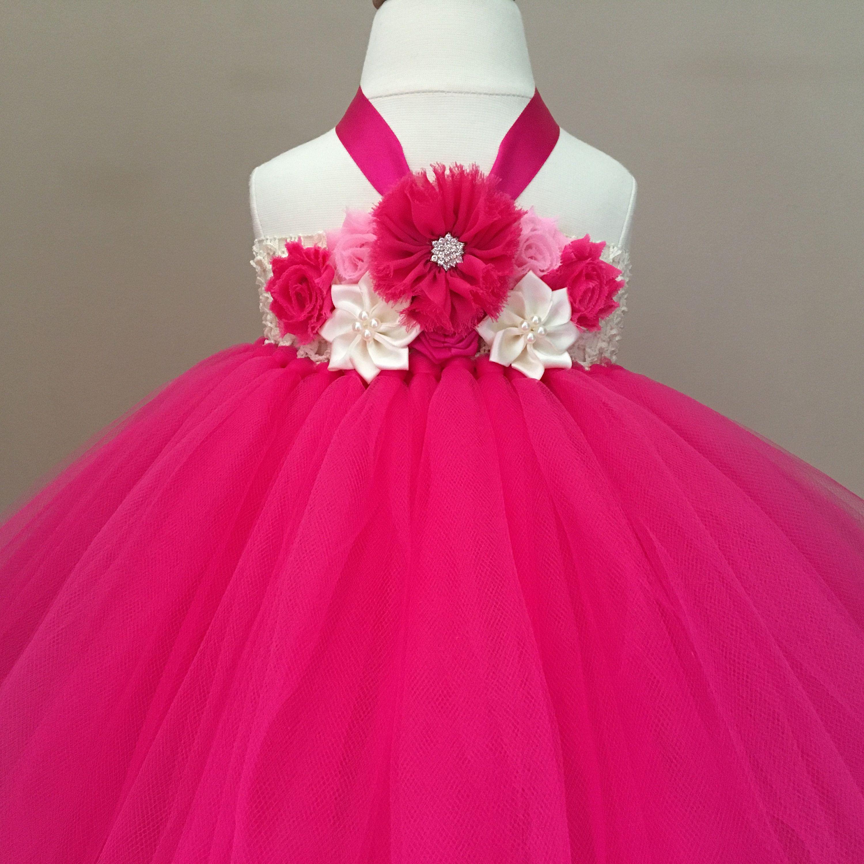 Princess Girls Dress Fairy Dress Kids First Birthday Dress 8