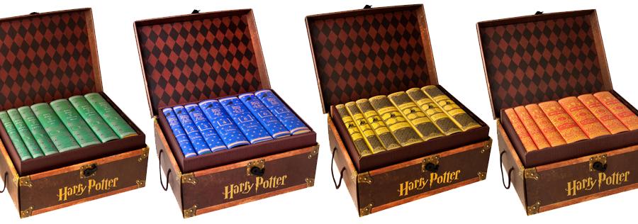 Download Harry Potter Livros Edição Especial