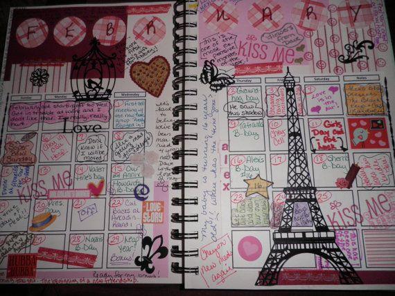 best 25  blank calendar ideas on pinterest