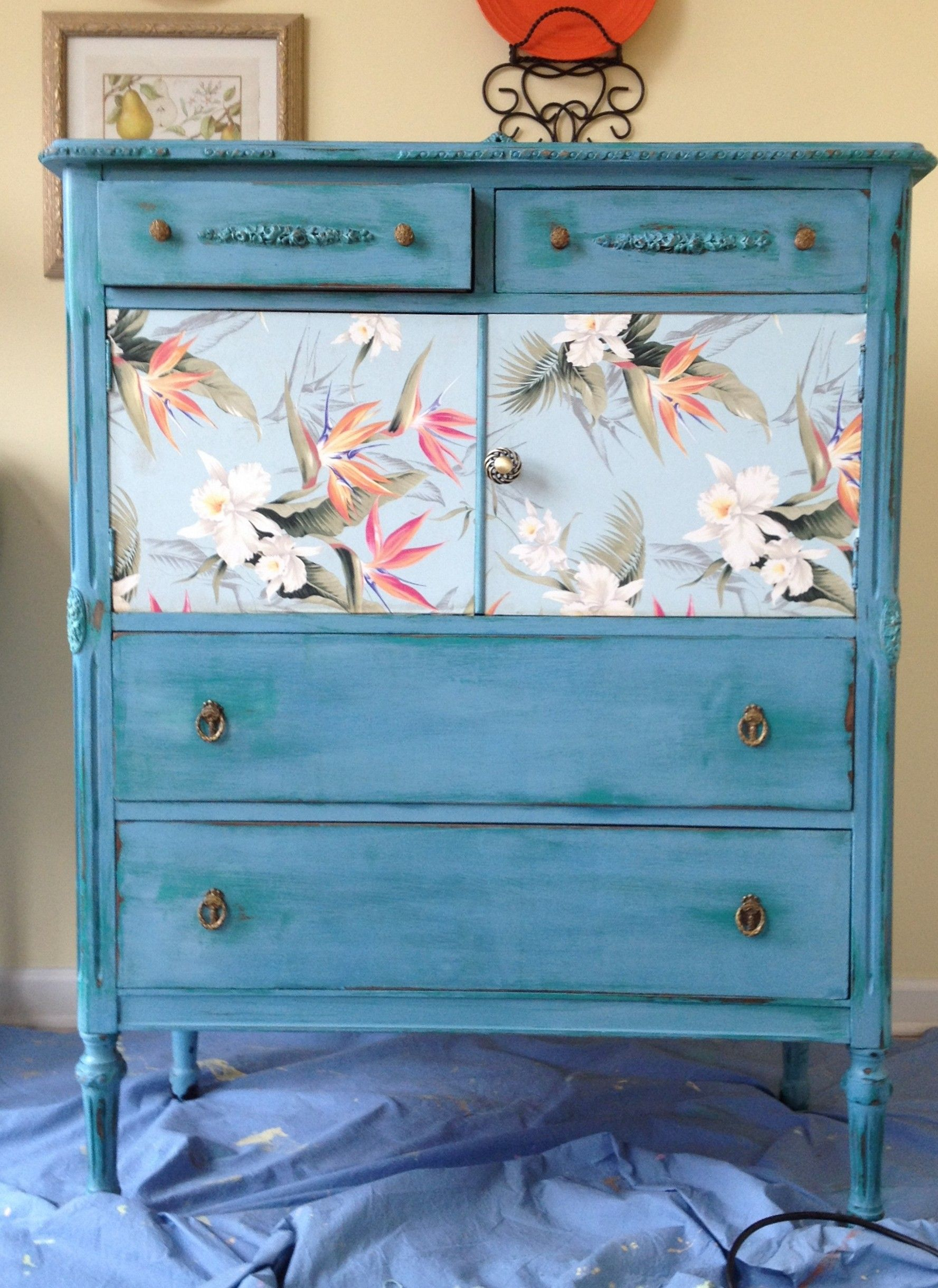 10+ Inspiration Of The Painting Old Furniture