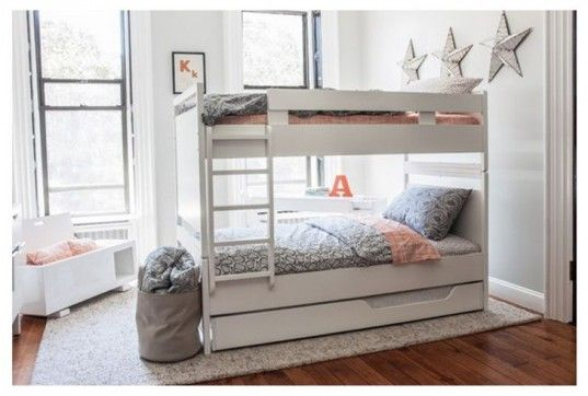 Argington Brookline Bunk Bed Collection Combines Sustainability With