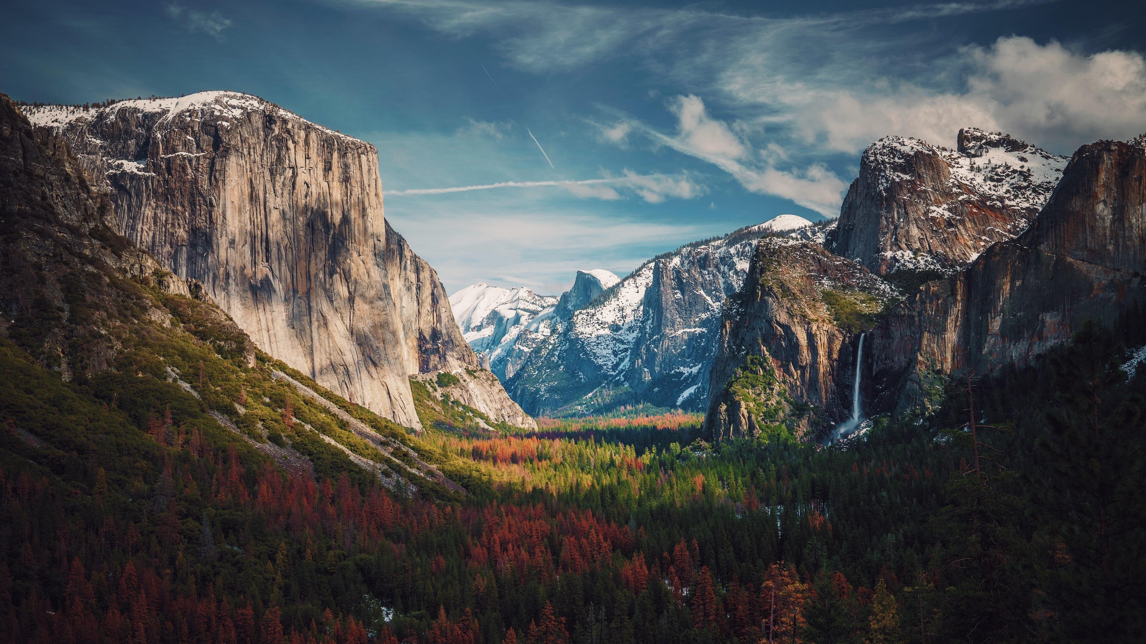 Yosemite Valley Wallpapers Is 4k Wallpaper Yodobi Yosemite Yosemite Park West Coast Road Trip