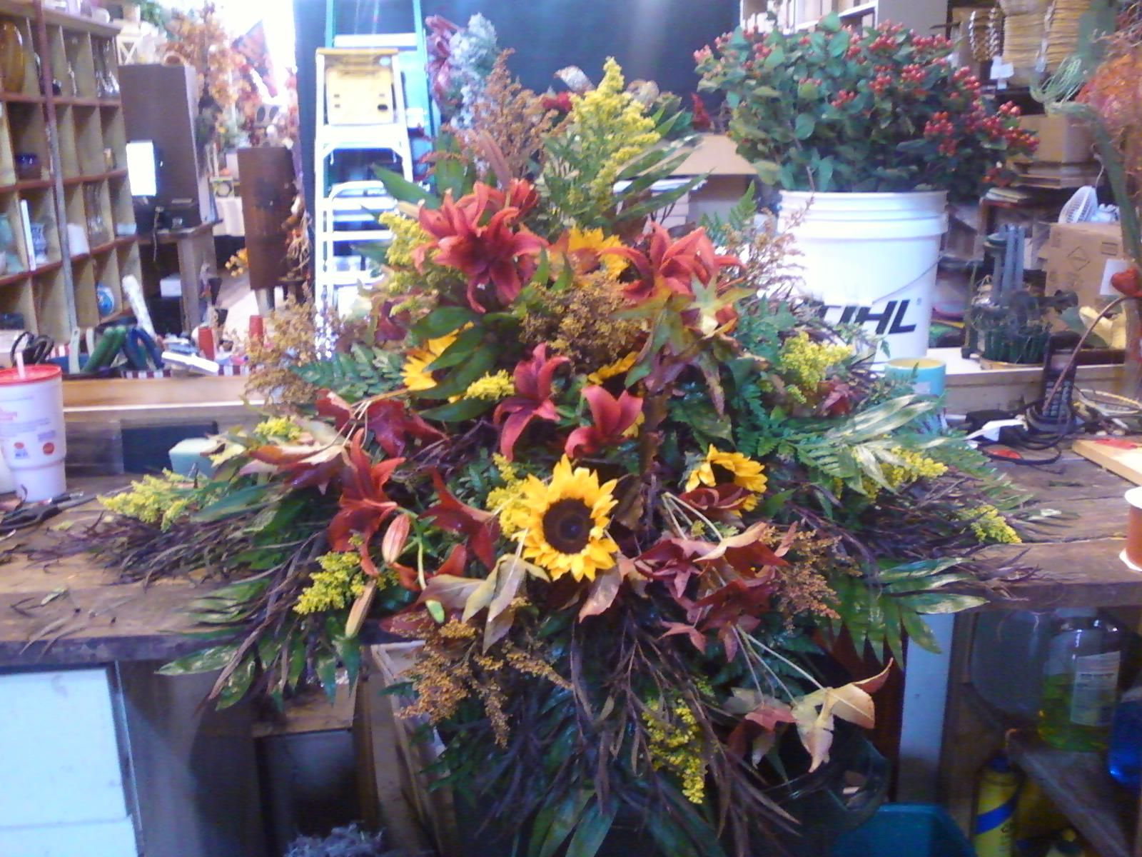 Bowtanicals florist and gift shop marion ky 2709652056