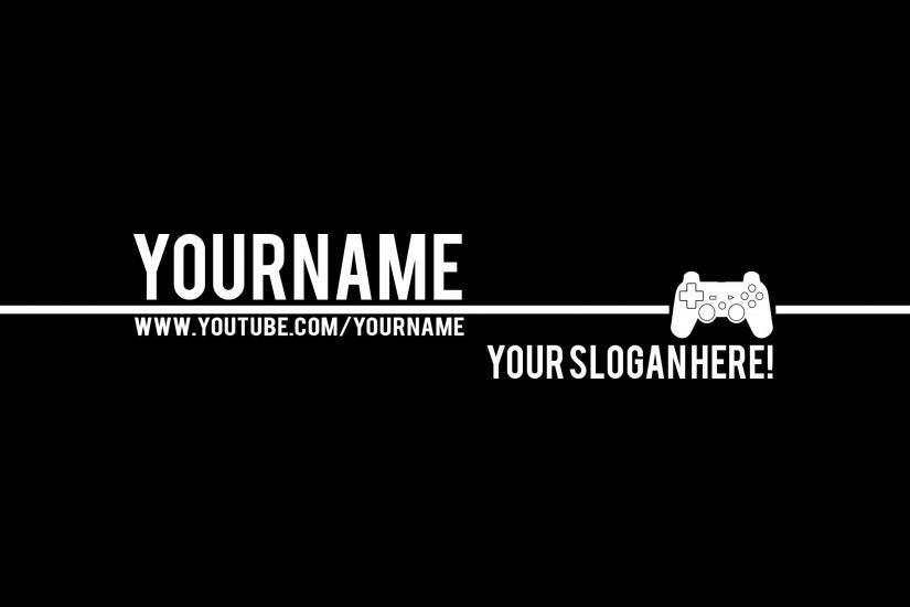 Banners 2015 2016 Bulbasuer Controller Gaming Youtube Banner