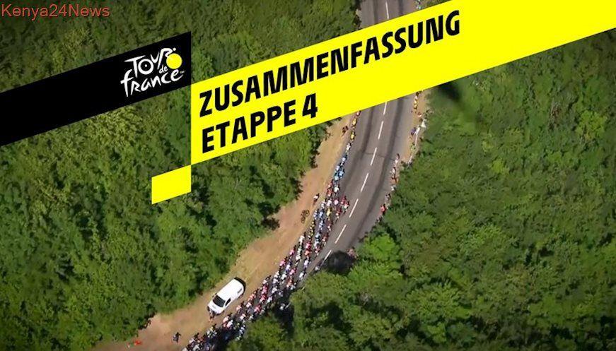 Tour De France Zusammenfassung