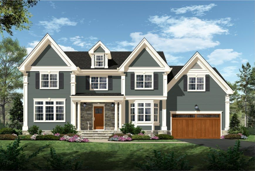 Traditional Exterior of Home with Builders Edge 15 in x 48 in - fresh blueprint builders seattle