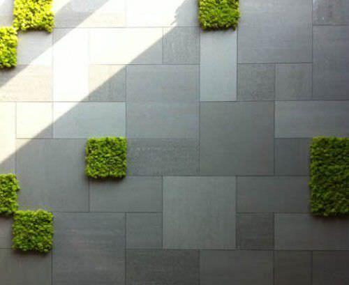 Baldosa de exterior para pavimento de gres porcel nico aspecto piedra durastone everstone - Baldosas para exterior ...