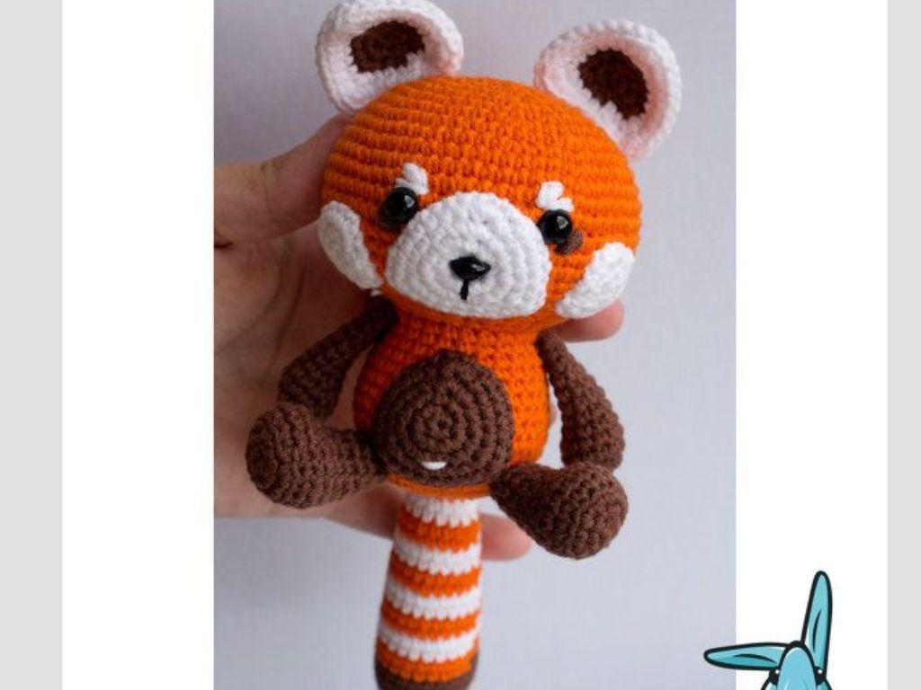 Amigurumi Panda. (Free pattern but needs translating). | Patrones ... | 768x1024