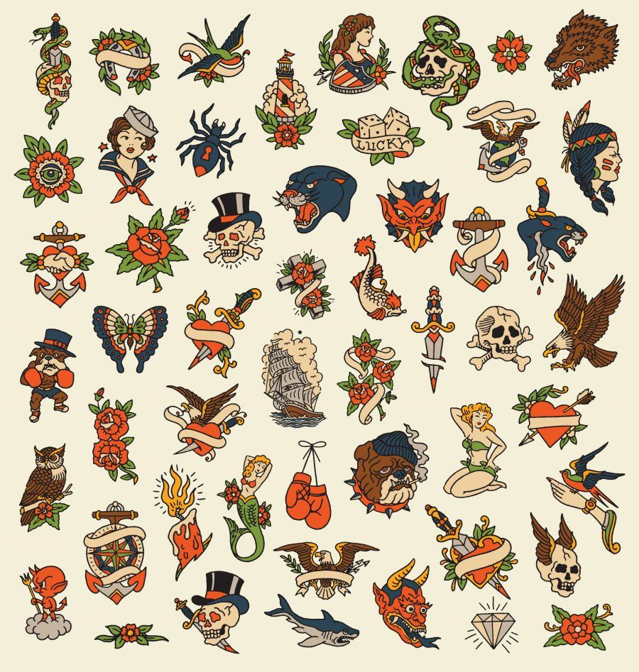 Tattoo Flash Ideas - All You Need to Know [2020 Information Guide]