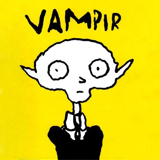 "Joann Sfar ""Vampir"" (avant-verlag, Berlin)"