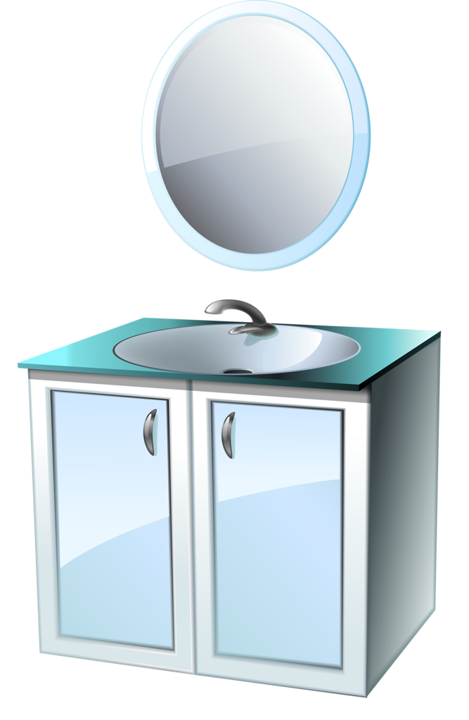 Waschbecken clipart  Vector furniture design 02.png | Pinterest | Bilder