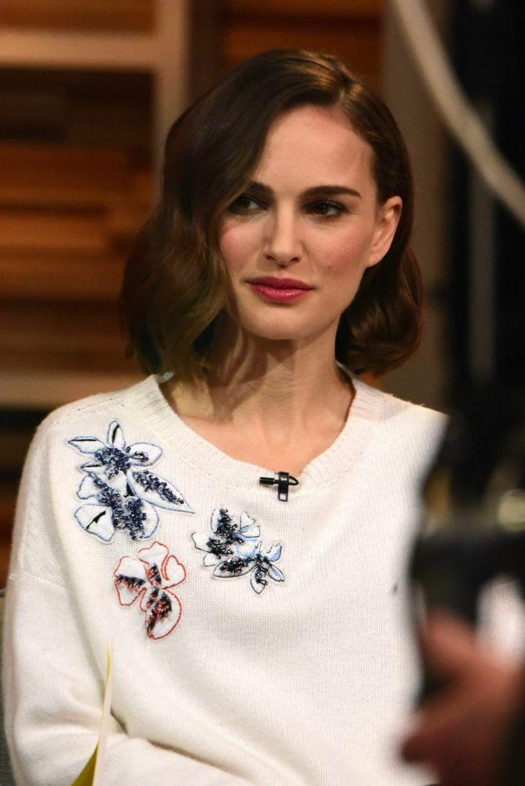 Tagli Capelli Corti Immagini E Natalie Portman Con Un Acconciatura A