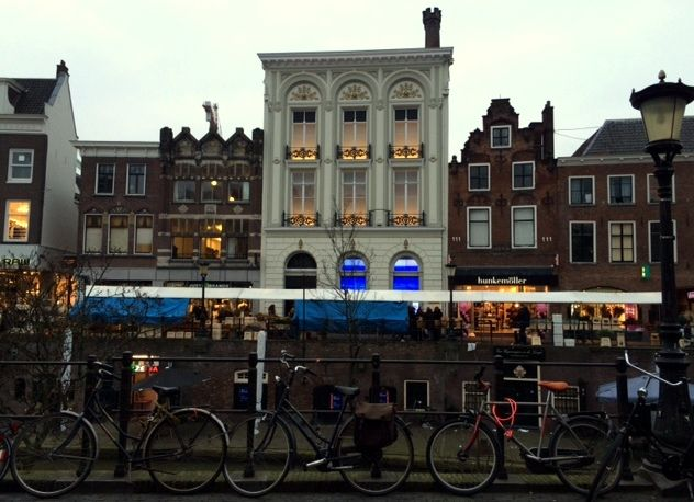 Travel and Lifestyle Diaries Blog: Utrecht on a Saturday in February