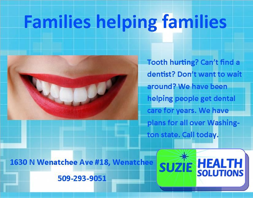 Dental Coverage Is Important People Die From Infected Teeth We Have Had Dental Plans For I Health Insurance Broker Dental Coverage Health Insurance Companies