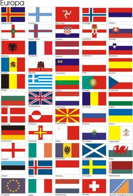 Europaische Flaggen Von Fahnen Fischer Europa Flagge Flaggen Europas Flaggen