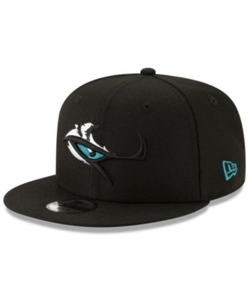 bf9d4933519 New Era Boys  Jacksonville Jaguars Logo Elements Collection 9FIFTY Snapback  Cap - Blue Adjustable