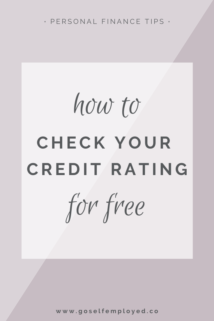 Does Being Self Employed Affect Your Credit Rating Credit Rating Finance Blog Self