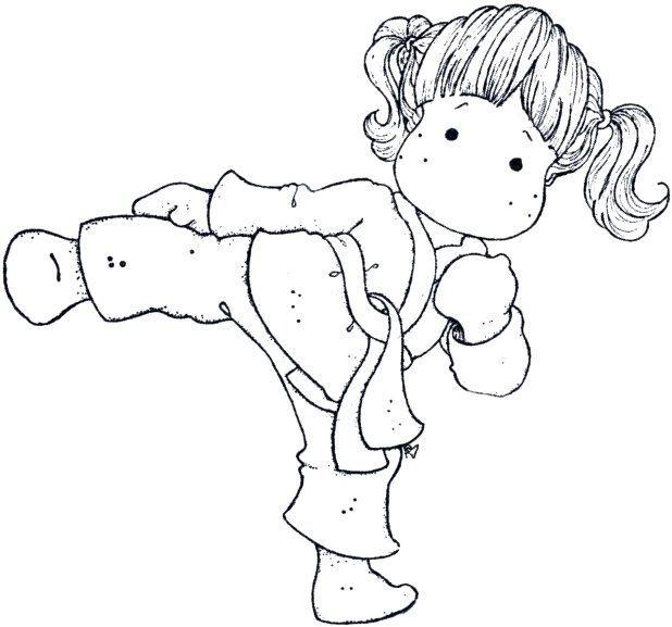 Magnolia Karate Kid