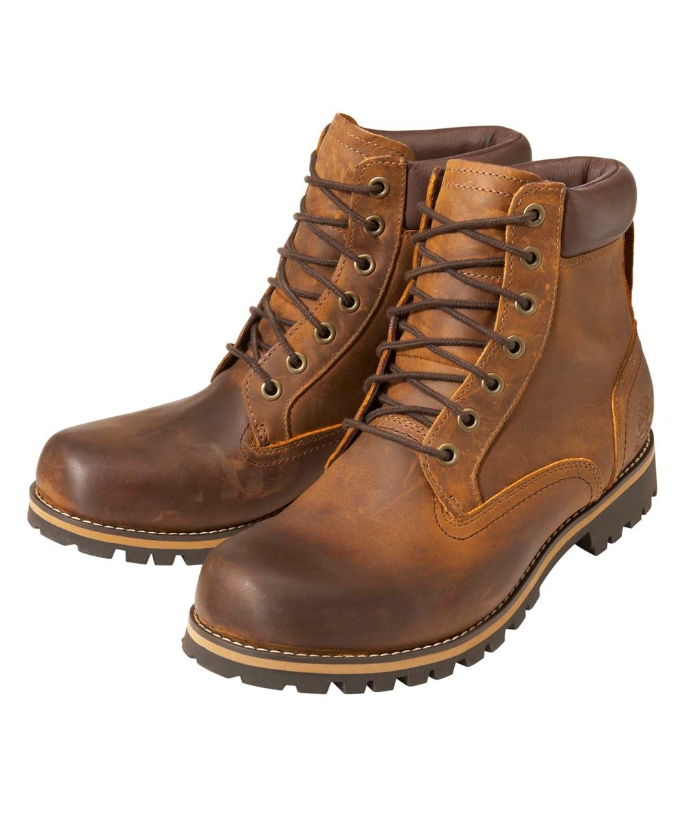 Men S Timberland Earthkeepers Rugged 6 Plain Toe Boot
